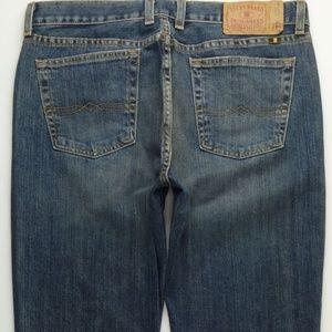 Lucky Brand Plain Jane Flare Jeans Womens 10 A339J